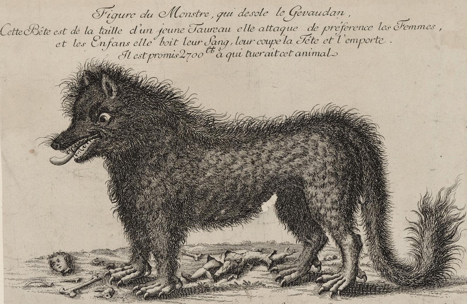 Gévaudan canavarı