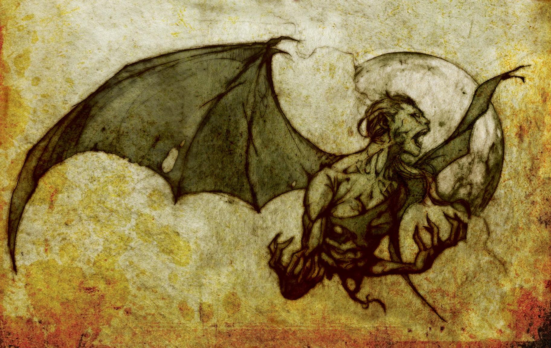 Manananggal vampiri