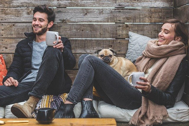 men women apparel couple people 2425121