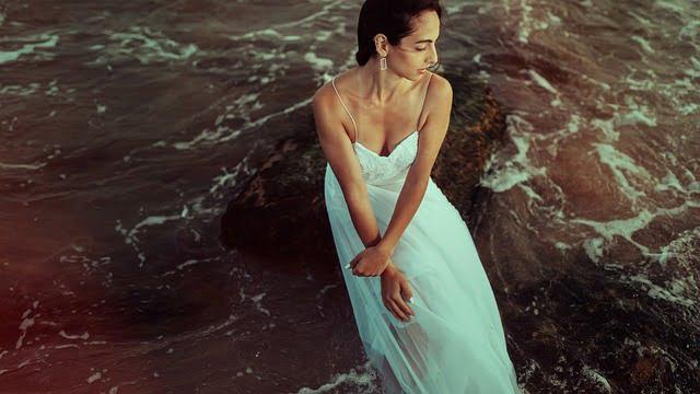 wife wedding beach sea summer 5060363