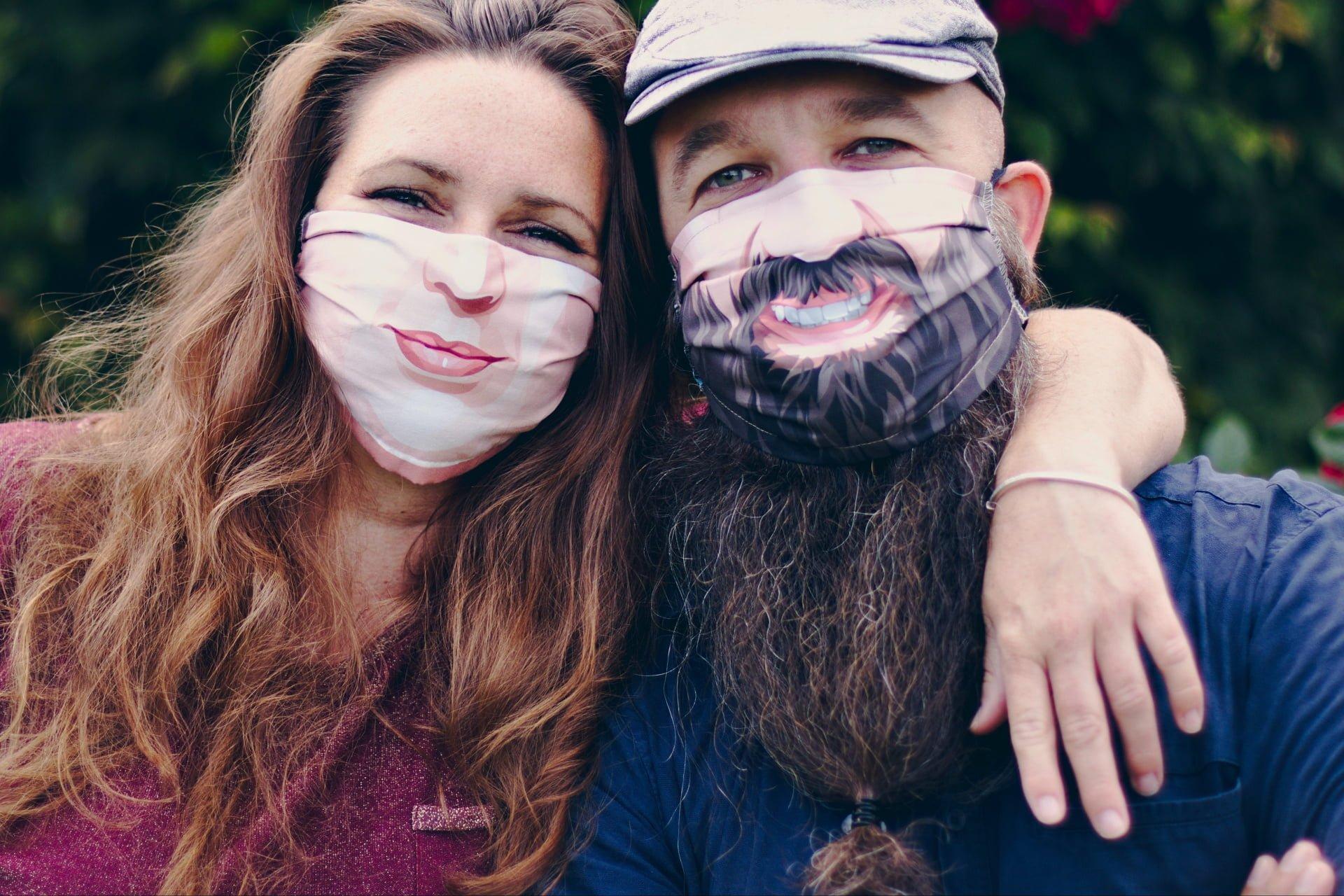 Maske takmanın 30 şaşırtıcı faydası Hayat Kurtarmanın Yanı Sıra