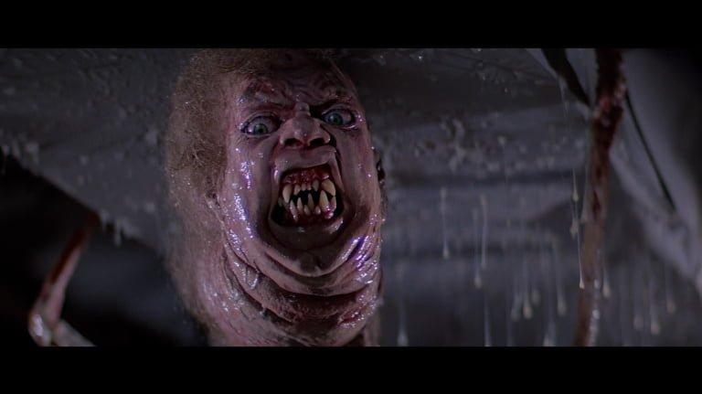 The Thingdeki korku filmi karakteri ortaya çıkıyor.