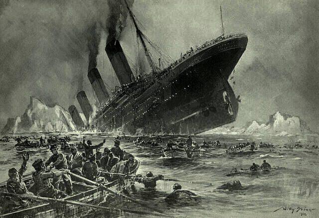 Titanik Icin 10 Komplo Teorisi Dikkatinizi Dagitmak icin Gercekler